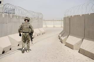 War Story: Supplying Frontline Afghanistan