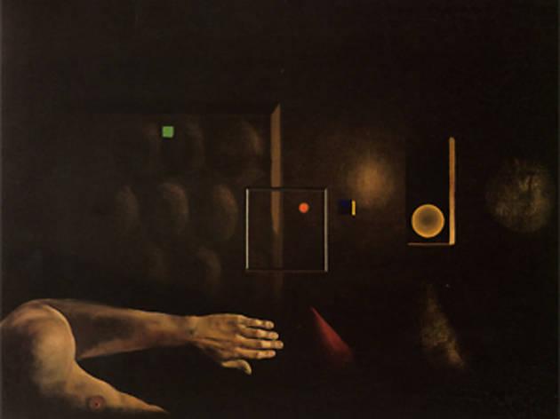 Antoni Tàpies. Col·lecció, # 6