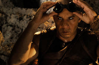 Riddick: movie review