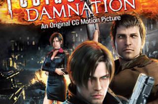 Resident Evil: Damnation 3D