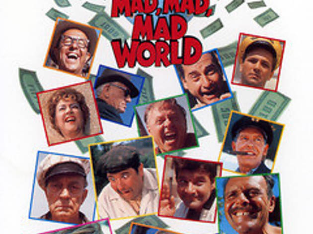 It's a Mad, Mad, Mad, Mad World: Roadshow Version