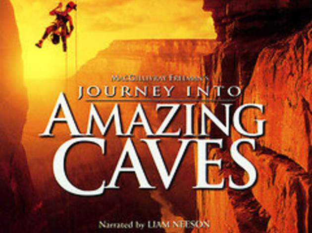 Journey Into Amazing Caves