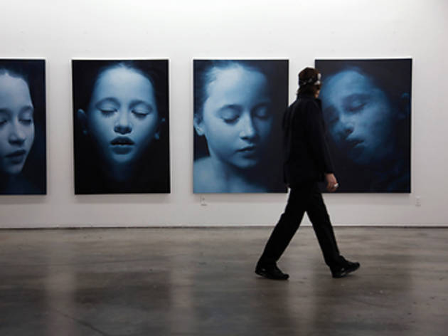 Gottfried Helnwein & the Dreaming Child