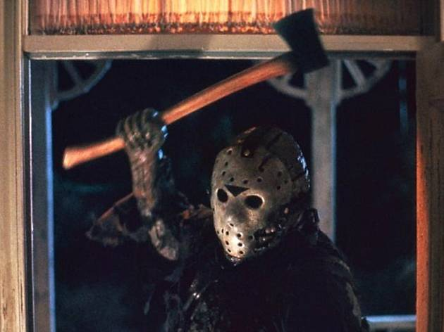 Friday the 13th mini-marathon