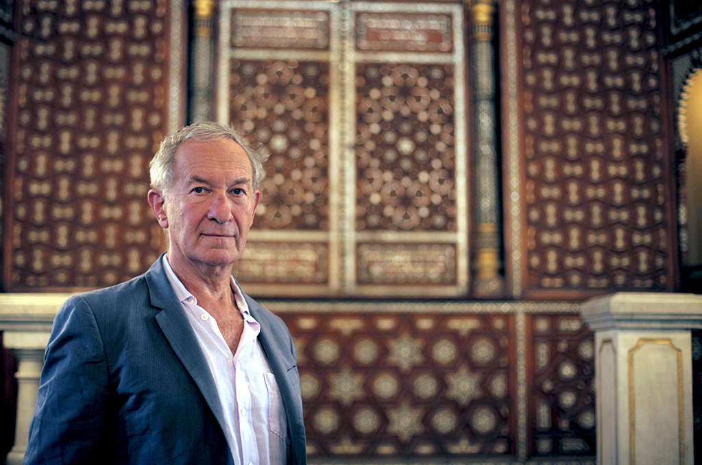 'Simon Schama's Story of the Jews' (BBC2)