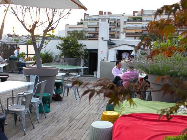 brunch paris dimanche terrasse