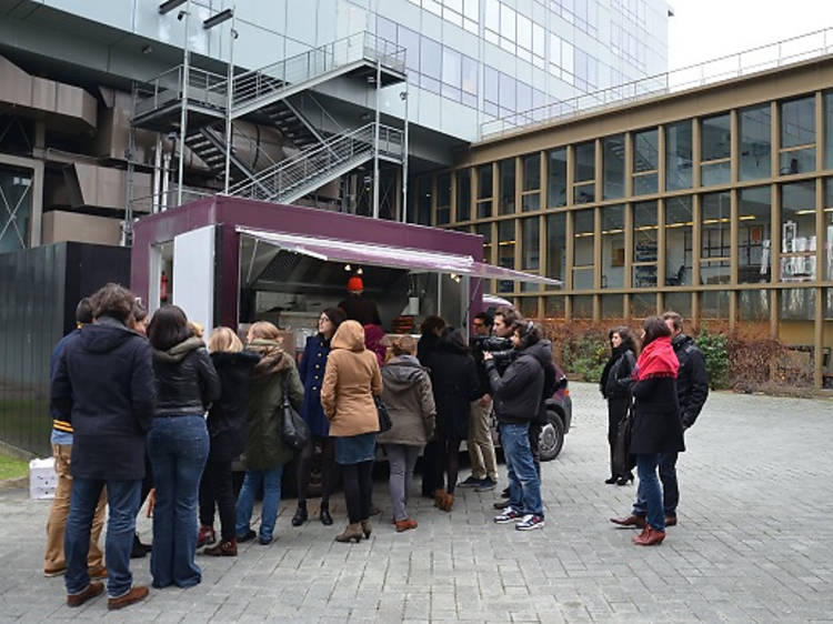 Le Camion Gourmand • Le food truck généreux