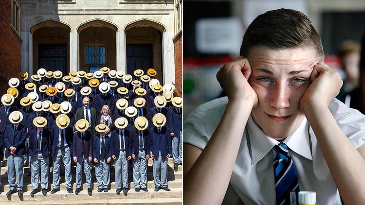 Harrow: A Very British School, Educating Yorkshire