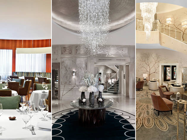 Commercial, Starwood competition