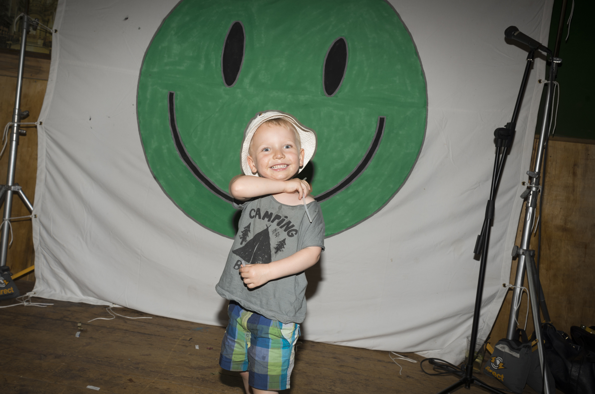 Having it tiny: clubbing for kids