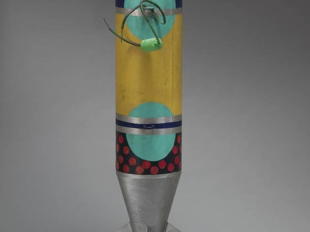 Kiki Kogelnik (Untitled (Bomb), ca. 1964)