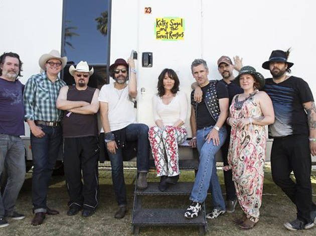 Katey Sagal & the Forest Rangers