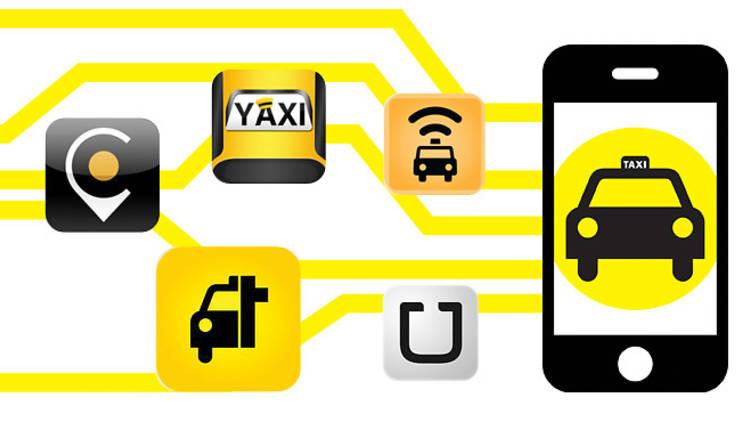Apps de taxis