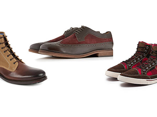 Best shoes for men fall 2013: Dress shoes, sneakers and boots