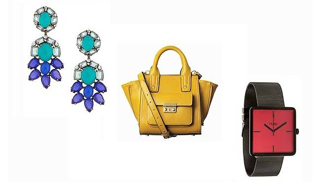 Best accessories fall 2013: Handbags, jewelry, ties, bow ties and men's watches