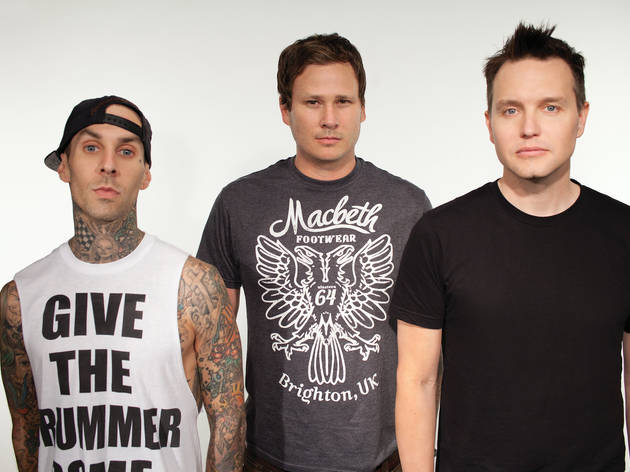 Blink-182 + A Day To Remember + All Time Low