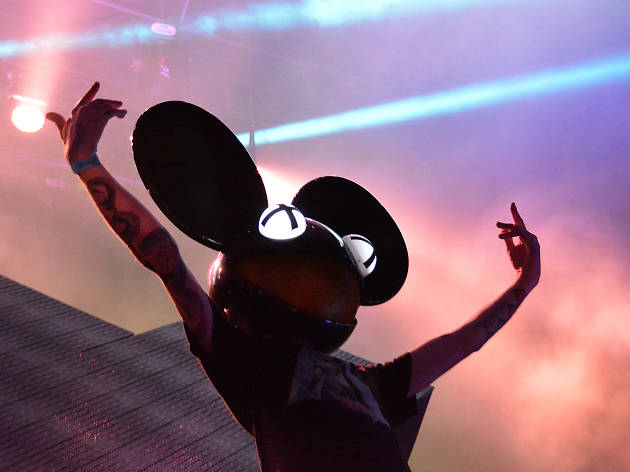Deadmau5 & Eric Prydz, Ween headline North Coast 2017