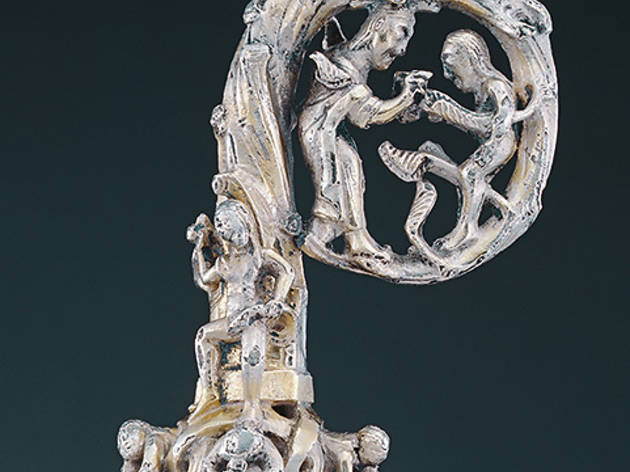 """Medieval Treasures from Hildesheim"""