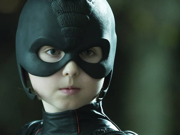 Antboy. El pequeño gran superhéroe