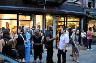 Lower East Side Opening Night