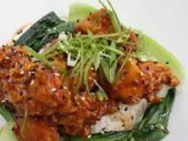 Oka Pan Asian Restaurant