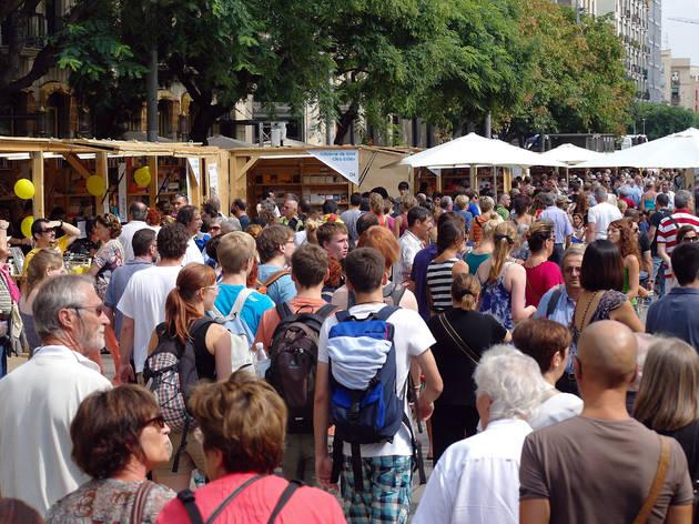 Setmana del Llibre en Català 2015