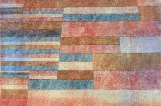 Paul Klee ( 'Steps', 1929)
