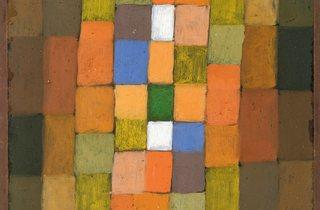 Paul Klee ('Static-Dynamic Intensification', 1923)