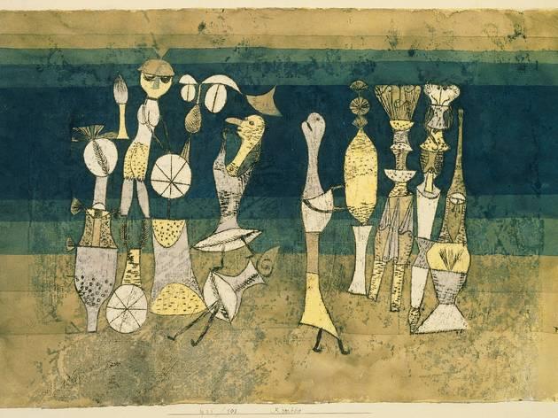 Paul Klee ('Comedy', 1921)