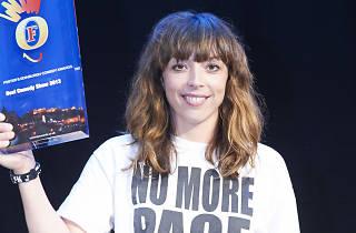 bridget christie foster's edinburgh comedy awards