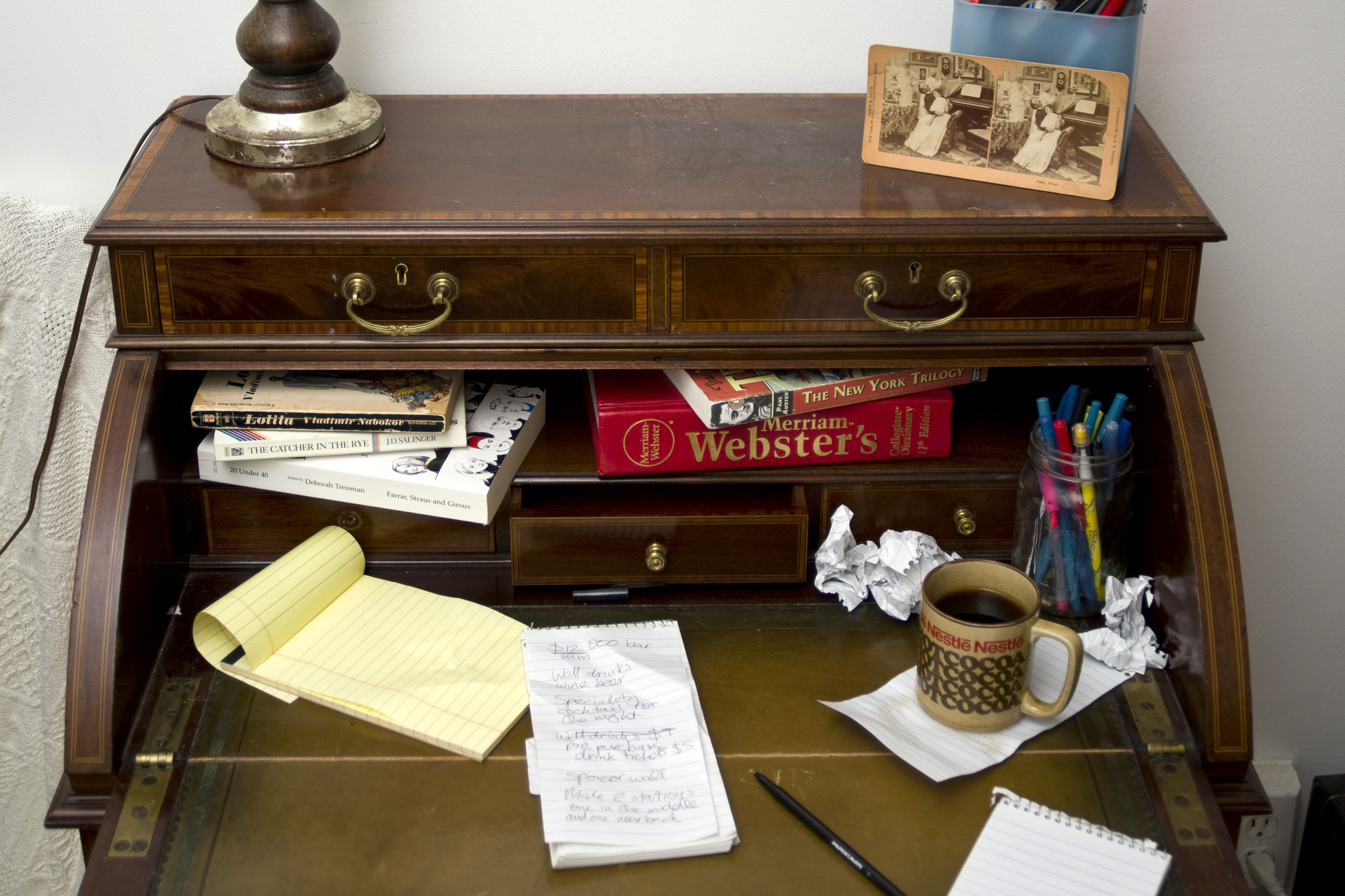 Fifteen successful authors share their best writing tips