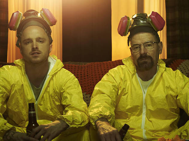 Breaking Bad scavenger hunt
