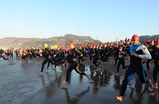 Nautica Malibu Triathlon.