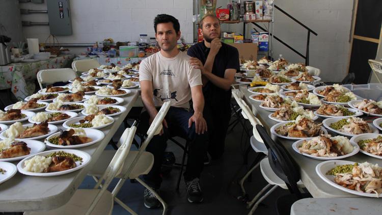 John Lee, Vernon Chatman and chicken dinners