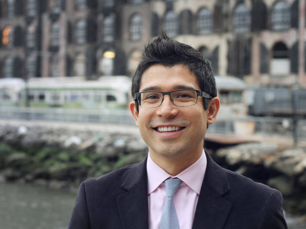 (Photograph: Carlos Menchaca campaign website)