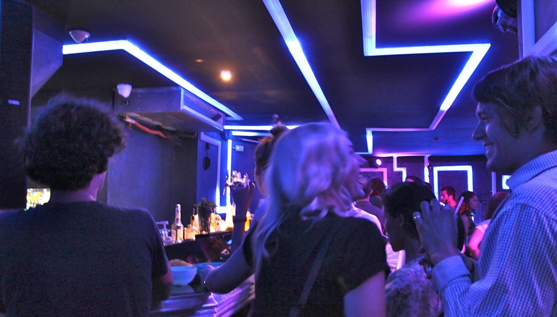 Le Blue Club