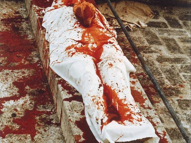 Ana Mendieta ('Untitled', 1973)