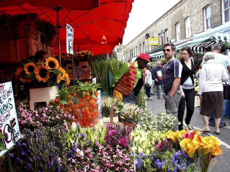 London markets