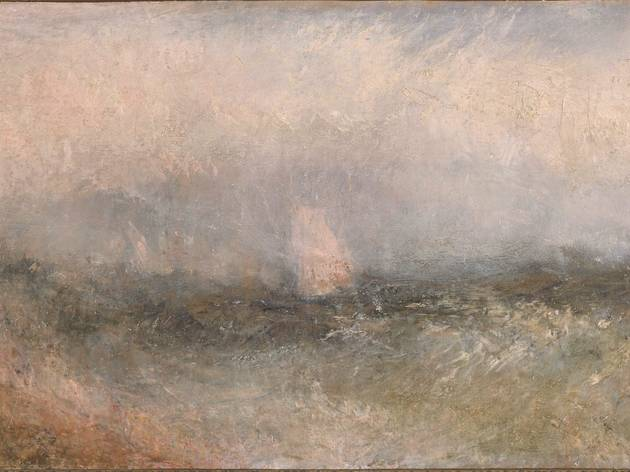 JMW Turner ('Off the Nore: Wind and Water', c1840-45)