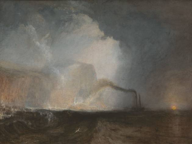 JMW Turner ('Staffa, Fingal's Cave', 1832)