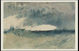 JMW Turner ('Study of Sea', c1820-30)