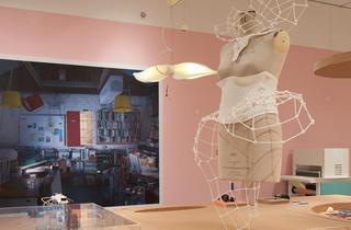 (3D Printing at Design Museum)