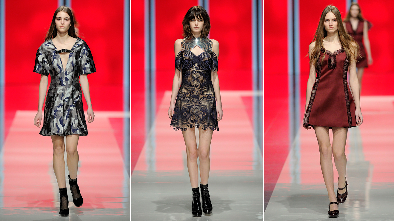 The biggest LFW shows