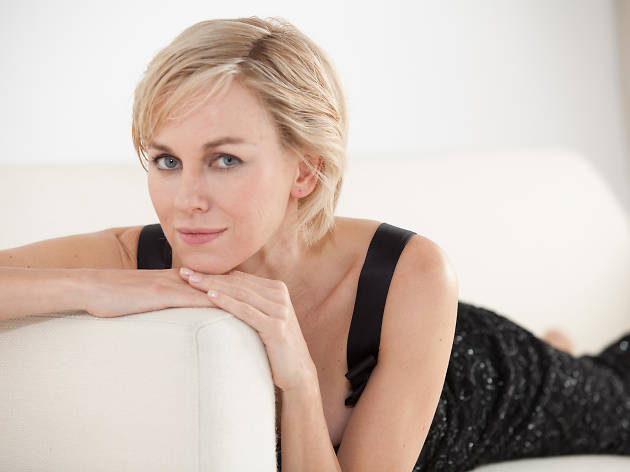 "Naomi Watts interpreta ""Diana"" (2013)"