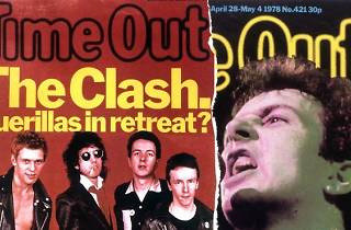 The Clash / Time Out leaderbox
