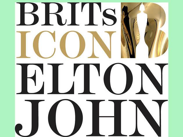 Brits Icon: Elton John