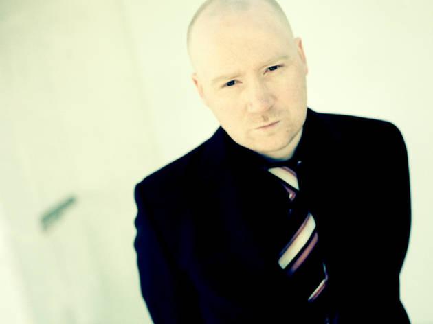 Jóhann Jóhannsson with ACME