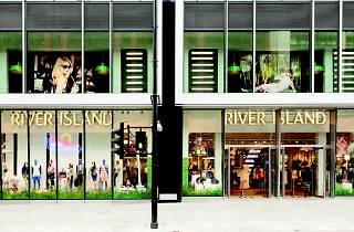 Rihanna for River Island Launch