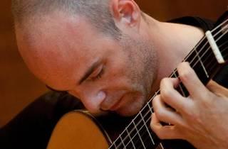 Mestres de la guitarra al Palau: Ricardo Gallén