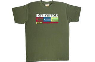 Camiseta daltónica (Precio: 15 euros)